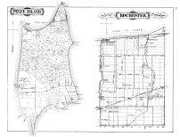 Pelee Island and Rochester Townships, Essex County 1880