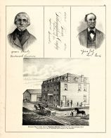 Thomas Henry, Canada Southern Hotel, Levi Lewis, Frederick Sovereign