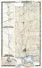 Brighton Township, Smithfield, Northumberland and Durham Counties 1878