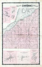 Cartwright Township, Leskard, Kirby, Newtonville, Williamsburgh Village, Kendall, Northumberland and Durham Counties 1878