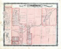 Colborne, Norham, Dartford, Northumberland and Durham Counties 1878