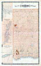 Cramahe Township, Orono, Burnley Village, Northumberland and Durham Counties 1878