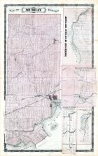Murray Township, Wooler Village, Newcomb's Mills, Northumberland and Durham Counties 1878