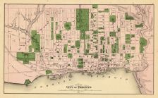 Toronto - City, Oxford County 1876