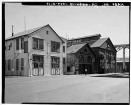 Photograph Of East Front Of Buildings 99 And 99a For Context