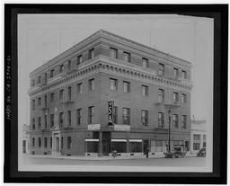 Perspective View Of The Salvation Army Building, C