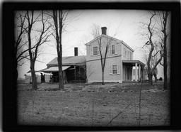 Historic American Buildings Survey Harold Huff, Photographer April 11, 1936 View From South West