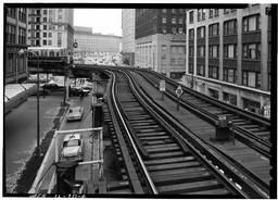 Curve From Wabash Ave