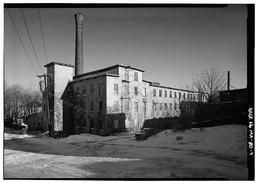 General View Of Stone Mill Building