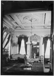 Historic American Buildings Survey James Butters, Photographer June 11, 1936 General View Of Parlor, Burris House, 514 South Second Street, Columbus, Lowndes County, MS