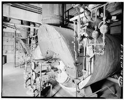 Boiler Room At The East End Of The North Side Of The Anselmo Engine Room, Looking Northeast
