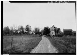 Historic American Buildings Survey, Date Of Photograph And Photographer Not Indicated, Probably 1920