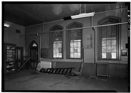 Southeast (track Side) Well Of Waiting Room, Taken June 1971