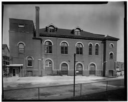 Historic American Buildings Survey, George Beaubien, Jr., Photographer Assisted By Frank Giulano, August 15, 1978 View Of Southwest (front) Elevation, Towards West.