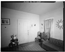 Historic American Buildings Survey, Bill Engdahl For Hedrich-blessing, Photographers, February, 1979 Living Room.
