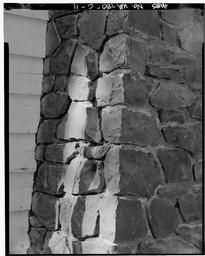 Stone Detail, Chimney (east Side)