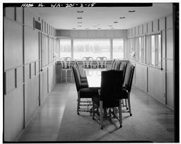 Interior Of North Cupola Atop Clubhouse