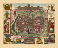 Map - Page 1 - JERUSALEM, JERUSALEM