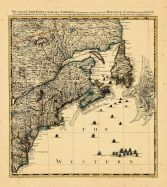 Map - Page 1 - NOUVELLE CARTE PARTICULIERE DE L'AMERIQUE, NOUVELLE CARTE PARTICULIERE DE L'AMERIQUE