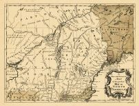 Map - Page 1 - A/New and Accurate/MAP/of the present/War in/NORTH AMERICA, A/New and Accurate/MAP/of the present/War in/NORTH AMERICA