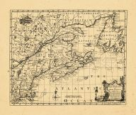 Map - Page 1 - A/MAP of/NEW ENGLAND,/and/NOVA SCOTIA-/with part of/NEW YORK, CANADA,/and NEW BRITAIN/and the adjacent Islands of/NEW FOUND LAND/CAPE BRETON andc./By Tho. Kitchin geogr./, A/MAP of/NEW ENGLAND,/and/NOVA SCOTIA-/with part of/NEW YORK, CANADA,/and NEW BRITAIN/and the adjacent Islands of/NEW FOUND LAND/CAPE BRETON andc./By Tho. Kitchin geogr./