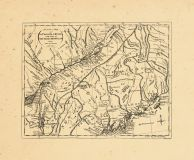Map - Page 1 - An Exact Map/of/The PROVINCE of QUEBEC,/with Part of/NEW YORK and NEW ENGLAND/from/THE LATEST/Surveys., An Exact Map/of/The PROVINCE of QUEBEC,/with Part of/NEW YORK and NEW ENGLAND/from/THE LATEST/Surveys.