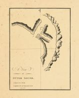 Map - Page 1 - A View/-of-/OTTER SOUND., A View/-of-/OTTER SOUND.