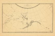 Map - Page 1 - CHART/of the/NW COAST of AMERICA and NE COAST of ASIA/explored in the Years 1778 and 1779, CHART/of the/NW COAST of AMERICA and NE COAST of ASIA/explored in the Years 1778 and 1779
