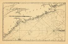 Map - Page 1 - UNTITLED CHART OF NOVA SCOTIA [BLUE BACK], UNTITLED CHART OF NOVA SCOTIA [BLUE BACK]