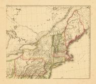 Map - Page 2 - UNITED STATES of Nth. AMERICA/-/CARTE des ETATS-UNIS/DE/L'AMERIQUE SEPTENTRIONALE/COPIEE et GRAVEE sur celle D'ARROWSMITH/Corrigee et considerablement augmentee//Par P.F. TARDIEUA PARIS/1812, UNITED STATES of Nth. AMERICA/-/CARTE des ETATS-UNIS/DE/L'AMERIQUE SEPTENTRIONALE/COPIEE et GRAVEE sur celle D'ARROWSMITH/Corrigee et considerablement augmentee//Par P.F. TARDIEUA PARIS/1812