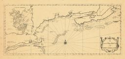 Map - Page 1 - A/Correct Map of the Coast/OF/NEW ENGLAND./1731, A/Correct Map of the Coast/OF/NEW ENGLAND./1731