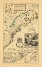Map - Page 1 - New and Exact MAP of the DOMINIONS of the KINGA, New and Exact MAP of the DOMINIONS of the KINGA