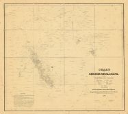 Map - Page 1 - CHART/OF/GEORGES SHOAL and BANK,/SURVEYED BY/Charles Wilkes, Lieut. Commandant-/Lieut. J.J. Boylein U.S. brig Porpoise, schooners Maria and Hadassah./By order ofPublishedNavy Commissioners./1837, CHART/OF/GEORGES SHOAL and BANK,/SURVEYED BY/Charles Wilkes, Lieut. Commandant-/Lieut. J.J. Boylein U.S. brig Porpoise, schooners Maria and Hadassah./By order ofPublishedNavy Commissioners./1837
