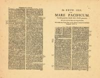 Text - Page 2, Mar del Zur Hispanis Mare Pacificum