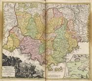 PROVINCIA Indigenis dicta LA PROVENCE 0142-00, Grosser Atlas