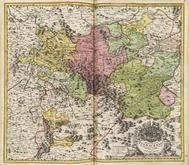 PRINCIPATUS ISENACENSIS [Showing Gotha and Erfurt] 0256-00, Grosser Atlas
