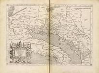 EVR: V TAB: 0175-00, GEOGRAPHIAE LIBRI OCTO RECOGNITI IAM ET DILIGENTER EMENDATI CUM...