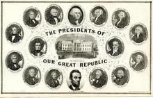 09x016 - The Presidents of Our Great Republic 1861, Historical American Illustrations from Winterthur's Magnus Collection