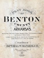 Title Page, Benton County 1903