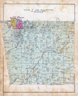 Township 17 North, Ranges 33 and 34 West, Siloam Springs City, Illinois River, Trident P.O., Benton County 1903