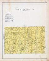Township 18 North, Range 31 West, Wager P.O., Cannon P.O., Benton County 1903
