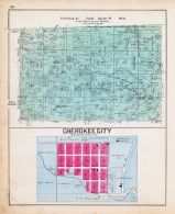 Township 21 North, Range 29 West, Cherokee City, Pea Ridge, Buttry P.O., Pippin P.O., Benton County 1903