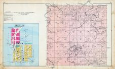 Townships 18 and 19 North, Ranges 27 and 28 West, War Eagle P.O., Larue P.O., Canuck P.O., Dacatur, Benton County 1903