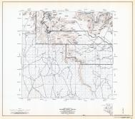 Coconino County Highway Map, Sheet 6 of 28, Kaibab National Forest, Grand Canyon, Coconino County 1971 Highway Maps