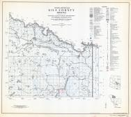 Gila County Arizona State Highway Map, Sheet 1 of 9, Young, Gila County 1960 Highway Maps