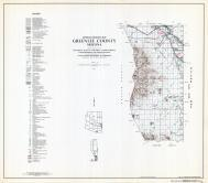 Greenlee County Highway Map, Sheet 1 of 4, Duncan, Franklin, Greenlee County 1965 Highway Maps