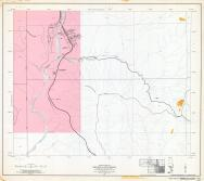 Greenlee County Highway Map, Sheet 7 of 7, San Francisco River, Greenlee County 1965 Highway Maps