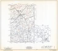 Navajo County Highway Map, Sheet 10 of 17, Keams Canyon, Navajo County 1973 Highway Maps