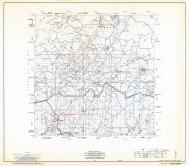 Navajo County Highway Map, Sheet 12 of 17, Hard ROcks, Many Bobcats Hill, Navajo County 1973 Highway Maps
