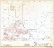 Navajo County Highway Map, Sheet 14 of 28, Clay Springs, Page 32, Navajo County 1973 Highway Maps